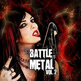 The Battle of Metal, Vol. 2 (Sampler 2015, darkTunes Music Group)