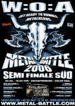 Semifinale W:O:A Metal Battle 2006